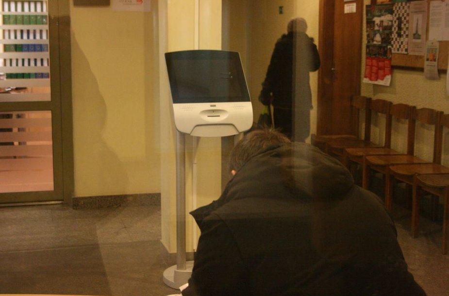 Klaipėdos savivaldybėje gyventojai reikalus turės spręsti per elektroninį terminalą.