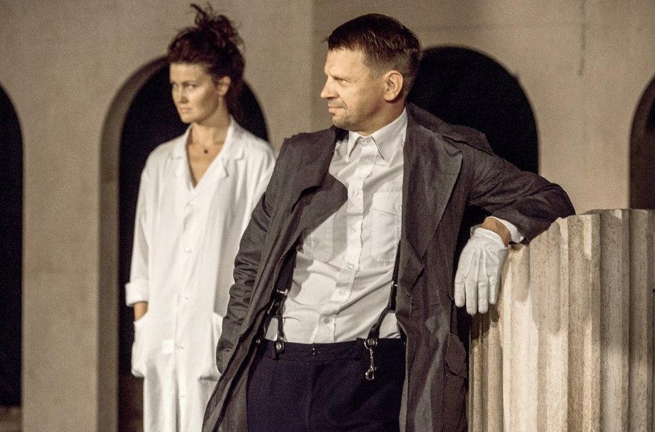 Klaipėdos dramos teatras rengiasi naujam sezonui