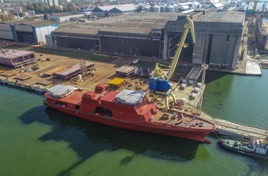 Vakarų laivų gamykla švenčia 50 metų jubiliejų: įmonės gyvenimo akimirkos