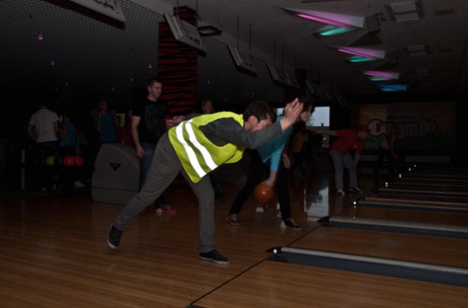 Varžybose dalyvavo 17 jaunimo organizacijų.
