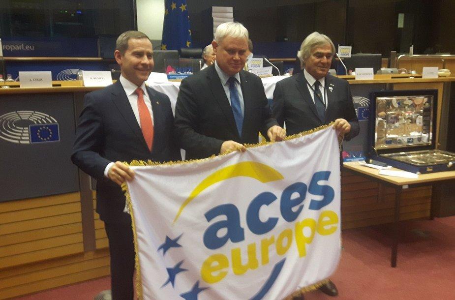 Klaipėdai oficialiai suteiktas Europos sporto miesto titulas (2)