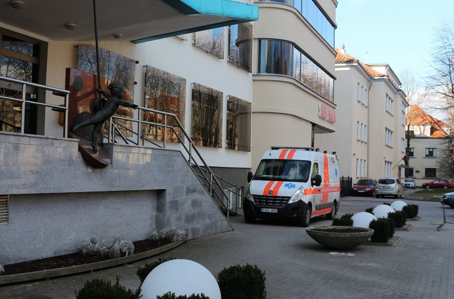 Respublikinė Klaipėdos ligoninė