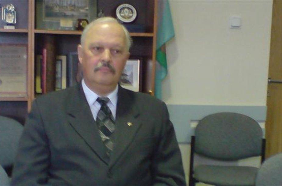 Kauno apygardos vyriausiojo prokuroro pavaduotojas Vladimiras Kakoškinas.