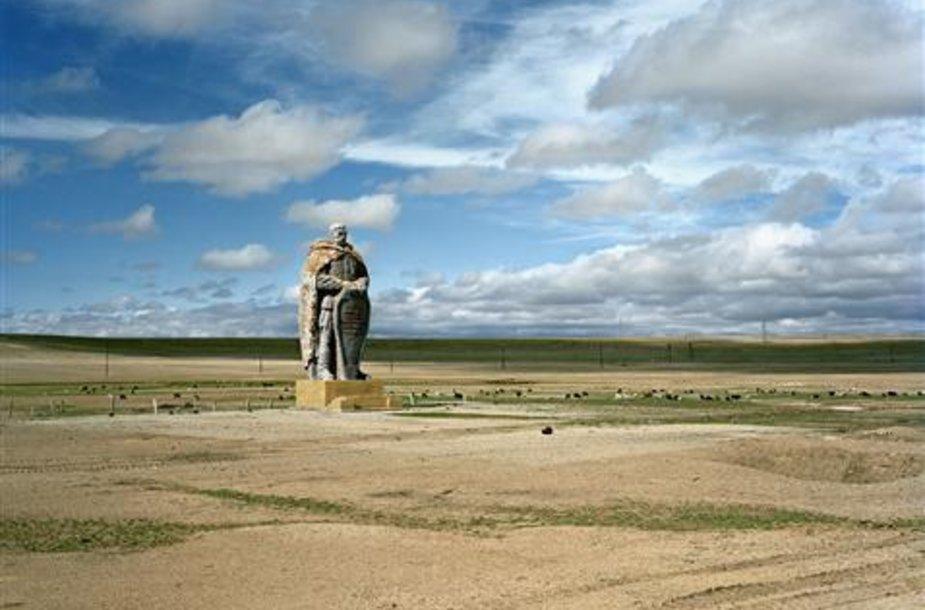 Sovietų imperijos pėdsakai. Mongolija