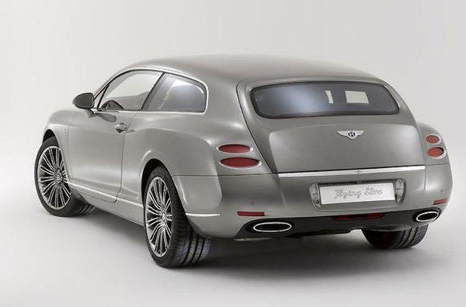 """Bentley Flying Star"""