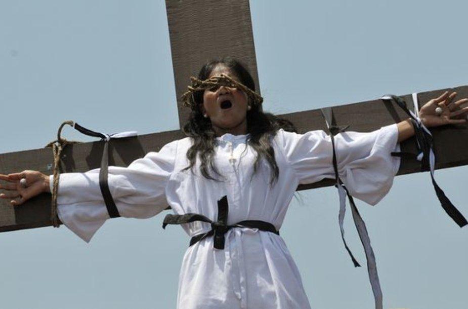 Šiam papročiui nepritaria Bažnyčios lyderiai