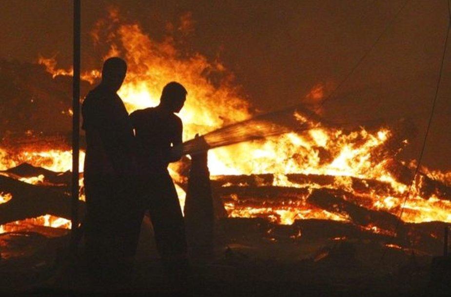 Milžiniški gaisrai