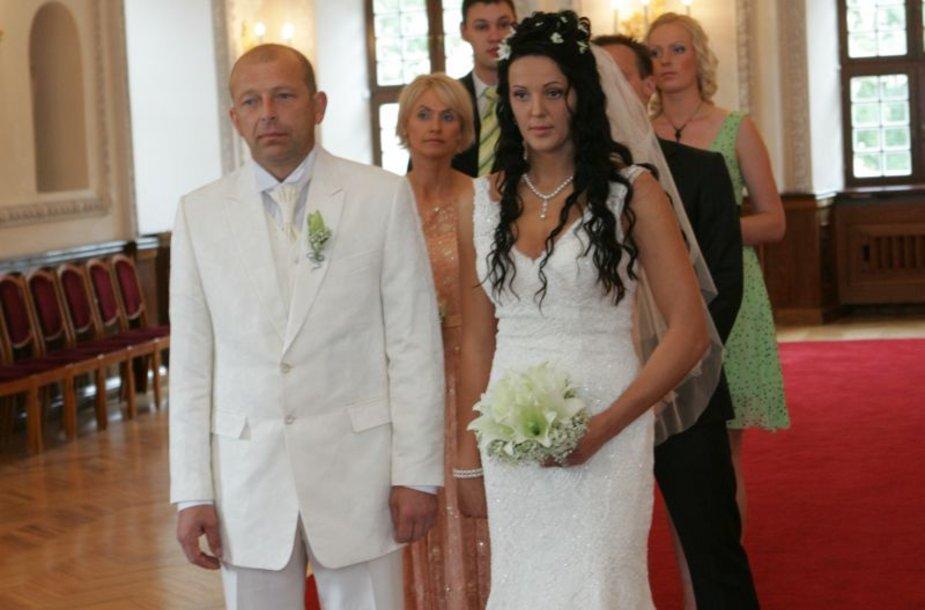 Foto naujienai: Vestuvės būna ir tryliktą dieną