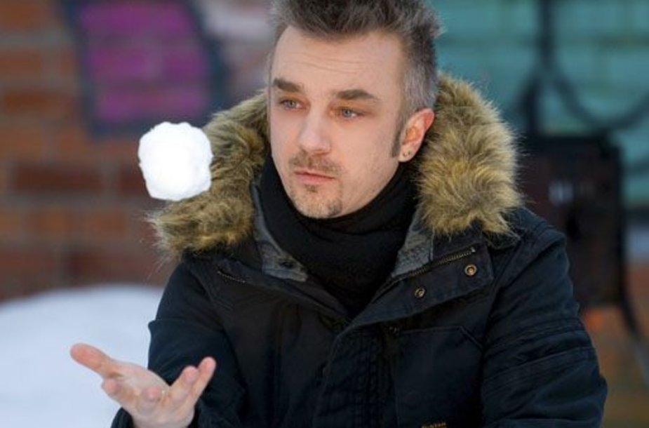 Foto naujienai: Andrius Mamontovas: maištininkas gyvena kiekviename žmoguje