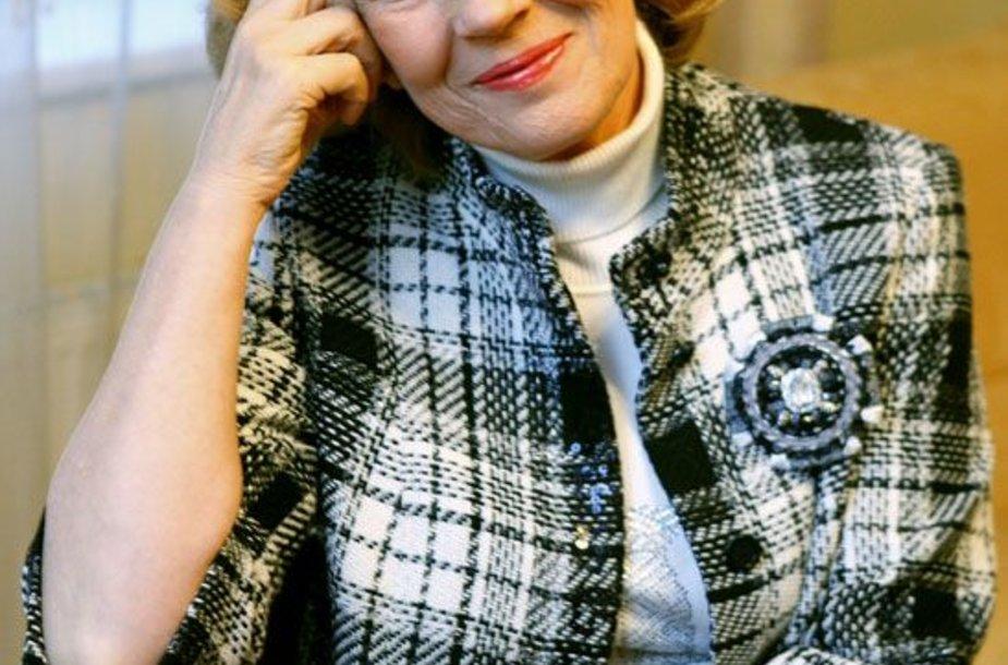 Foto naujienai: Dalia Teišerskytė. Pasikeitimai