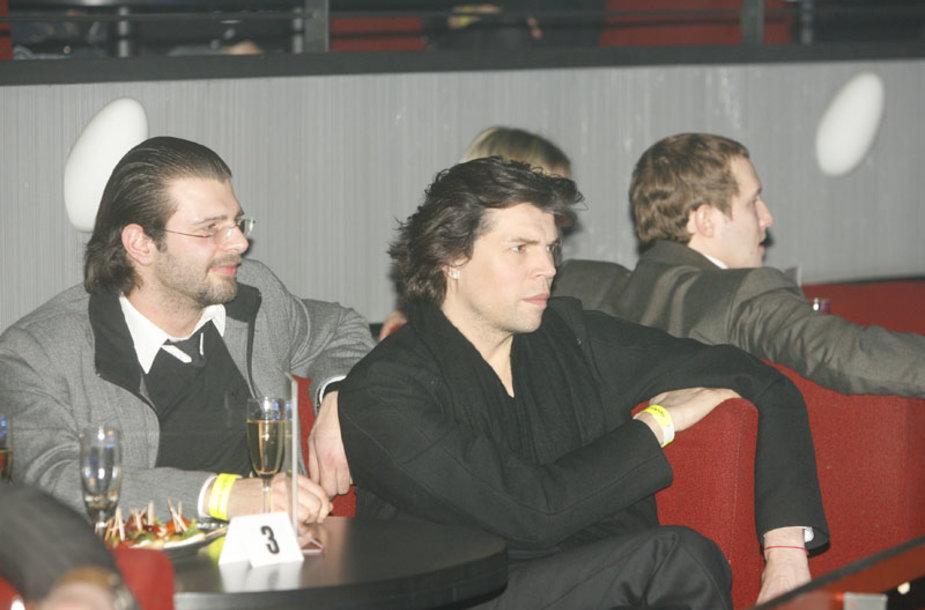 Foto naujienai: Statkevičius ir Gabbana