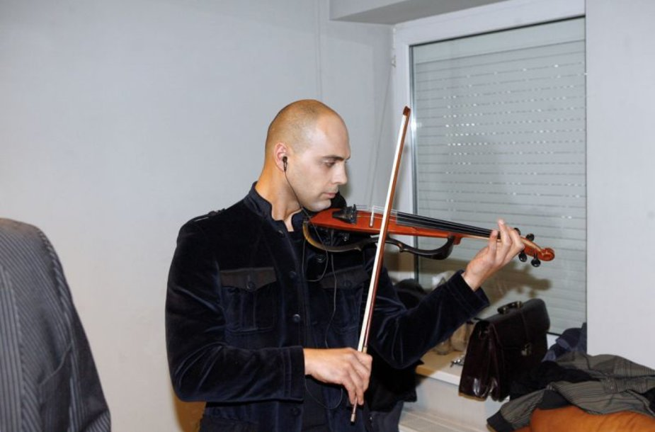 Foto naujienai: Edmundas Štenger-Mundis: dar vienas talentas?
