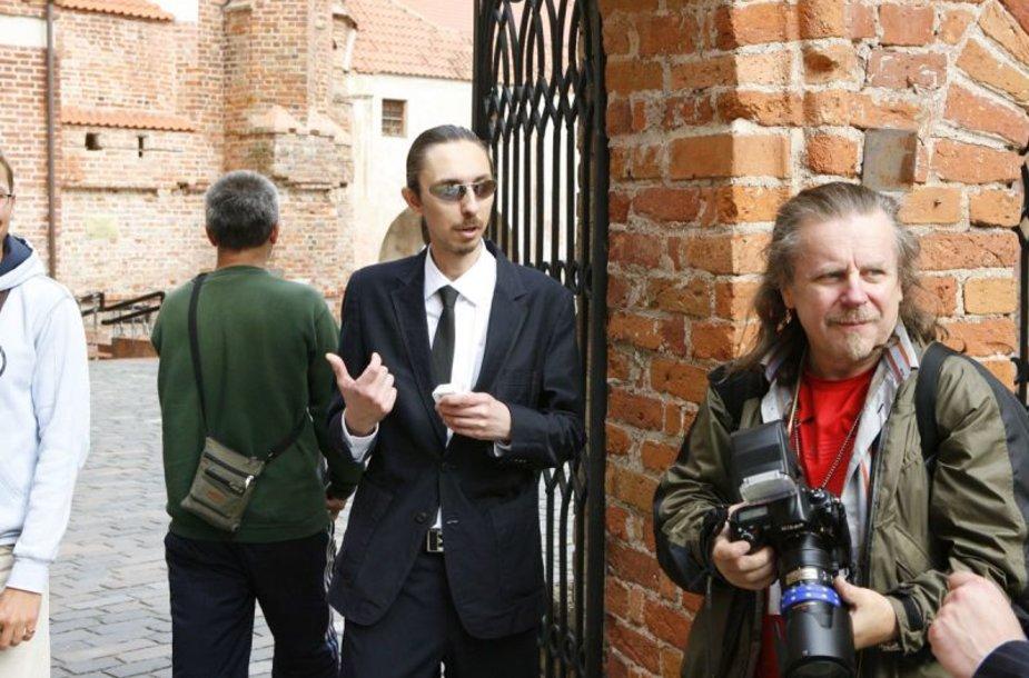 Foto naujienai: Marijus Berenis-Tru: kad tik vėjas nenupūstų...