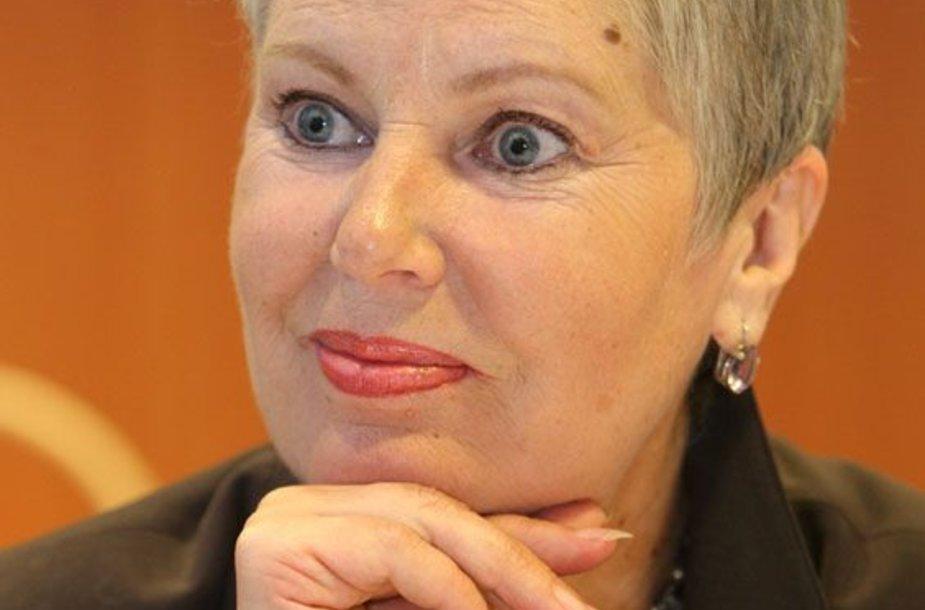 Foto naujienai: Vaiva Mainelytė: sveikstanti ir išgražėjusi
