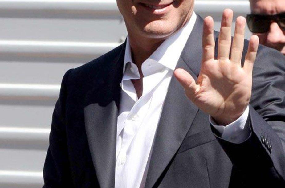 Foto naujienai: George'as Clooney: ir vėl nauja moteris