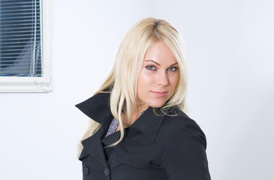 Foto naujienai: Nijolė Pareigytė. Pertrauka