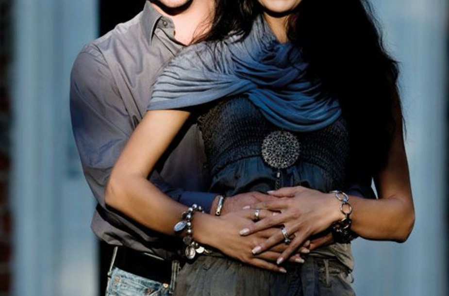 Foto naujienai: Reda Gikytė ir Andrius Kandelis. Vestuvės – vasaros pabaigoje