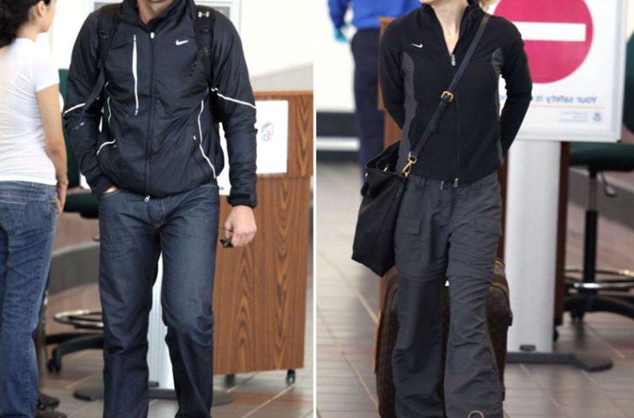 Foto naujienai: Renee Zellweger ir Bradley Cooperis: ir vėl ją metė!