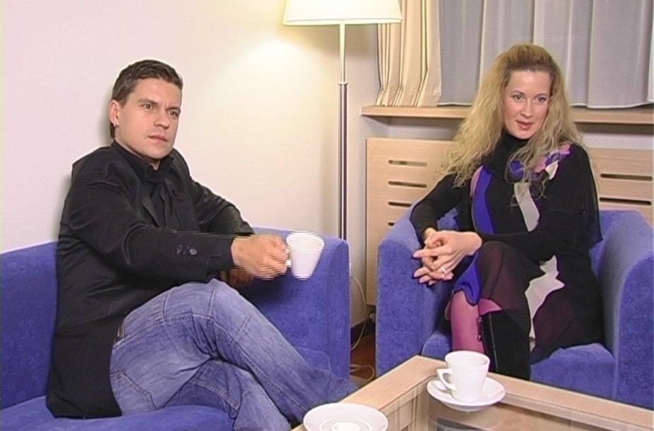 Foto naujienai: Atviras kūdikio besilaukiančių Deivio ir Renatos interviu!