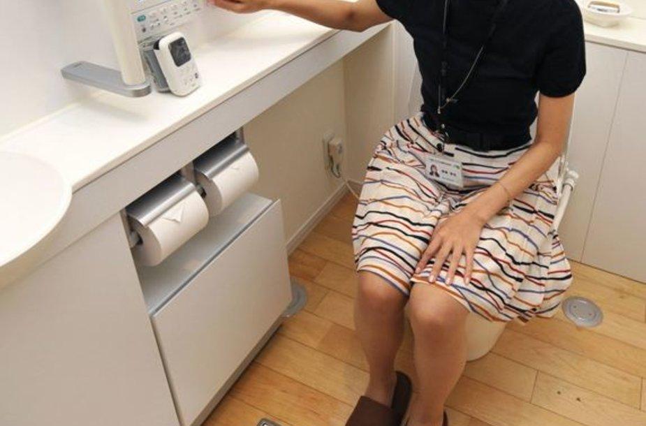Japonai laikomi tualetų technologijų lyderiais pasaulyje.