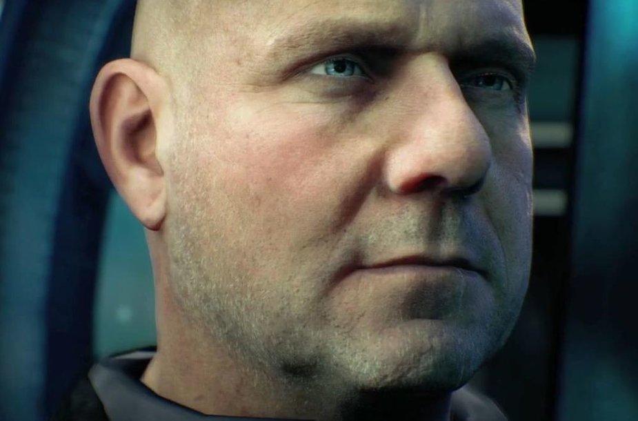 """Grafikos variklis """"CryENGINE 3"""" naudojamas kuriant žaidimą """"Crysis 3""""."""