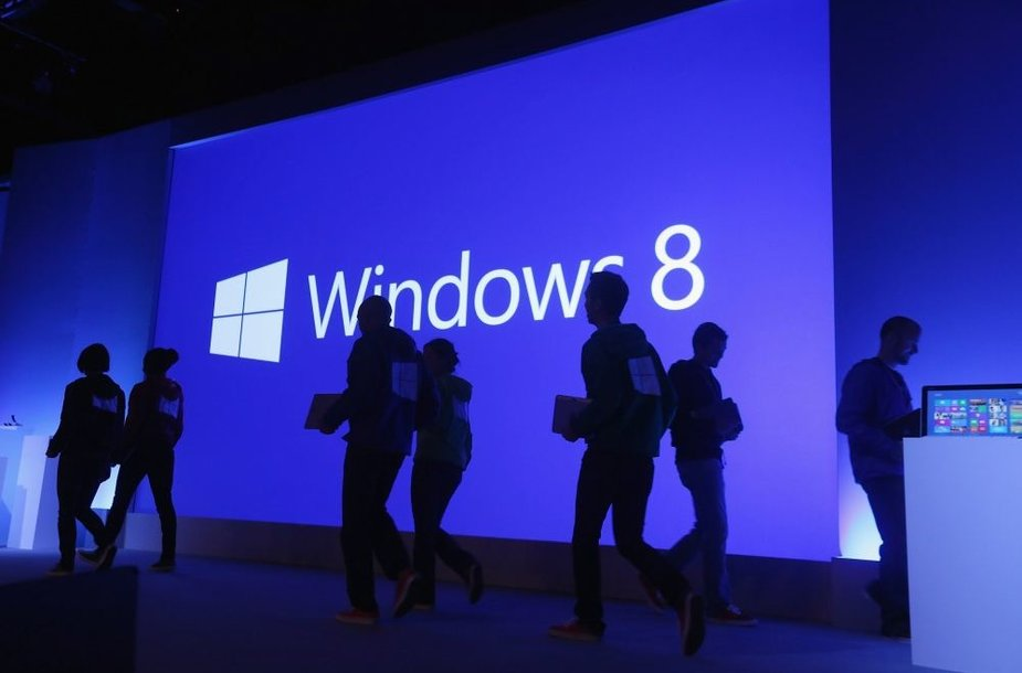 """Windows 8"""