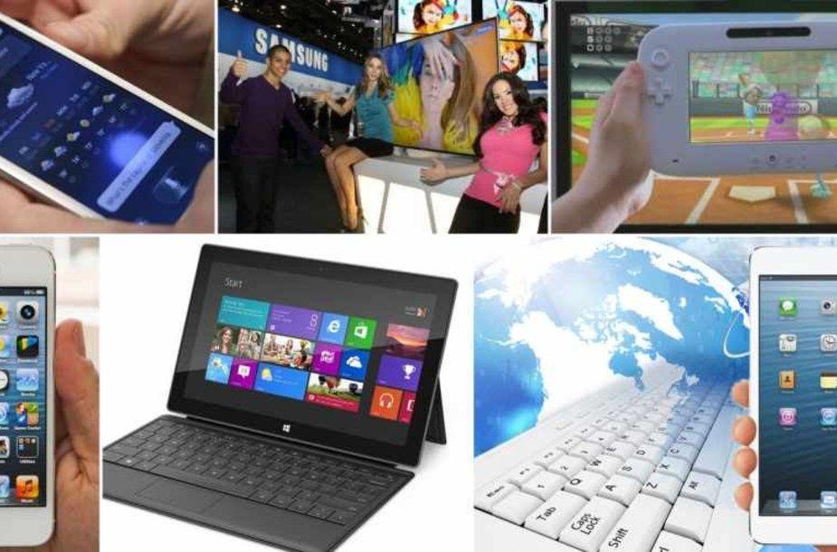 Geriausi 2012 metų technologijų prietaisai