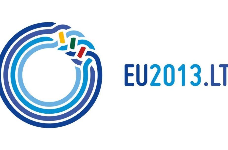 Startavo Lietuvos pirmininkavimui ES skirta interneto svetainė eu2013.lt.