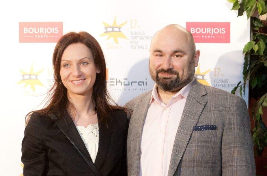 Gidonas Šapiro-Bilas ir Dovilė Armalytė