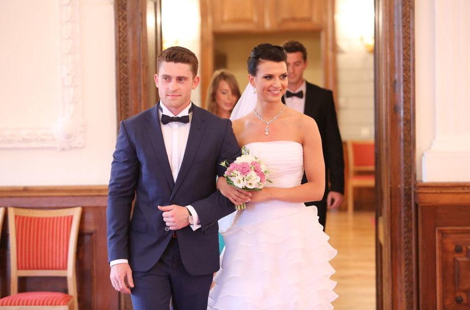 Beata Skaisgirytė ir Alexanderis Odessky