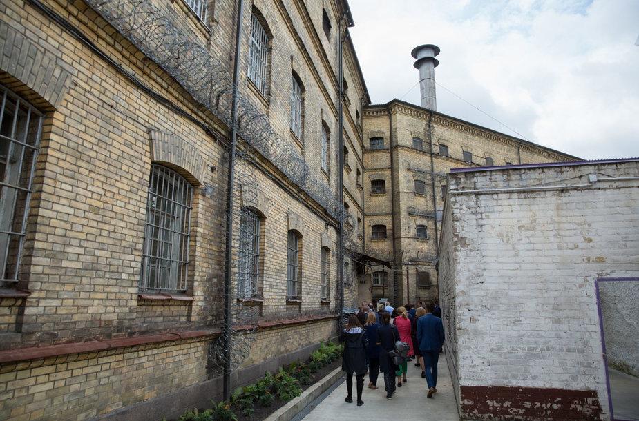 Lukiškių kalėjime