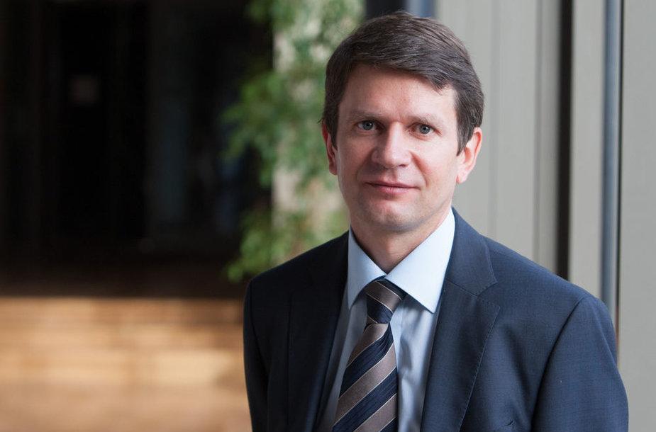 Užsienio reikalų viceministras Vytautas Leškevičius