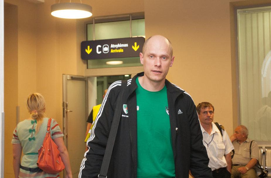Saulius Štombergas