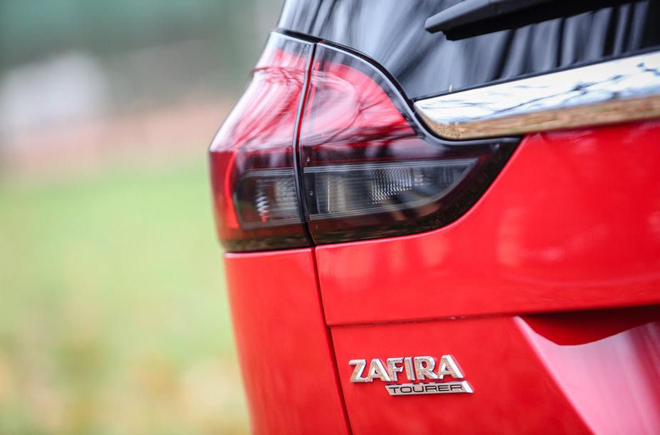 """Opel Zafira Tourer 1,6 l CDTI"""