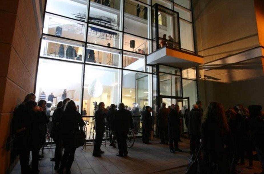 """VDA Dizaino inovacijų centro """"Titanikas"""" atidarymas"""