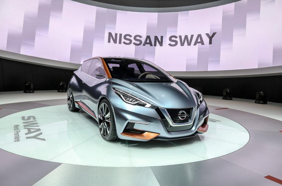 """Nissan Sway"""