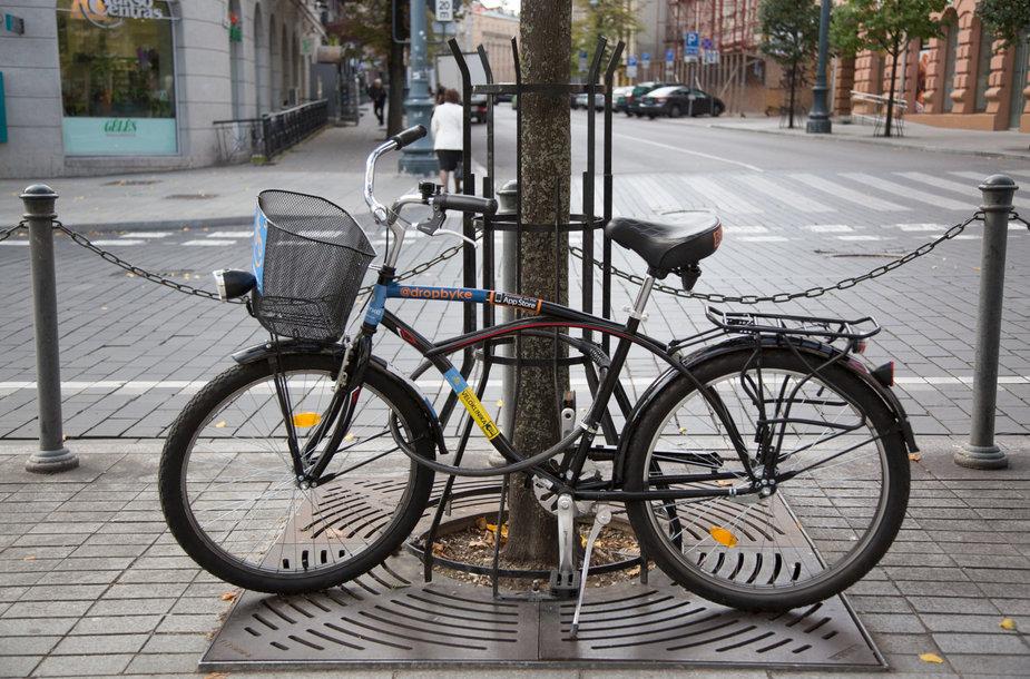"""Dropbyke"" dviratis"