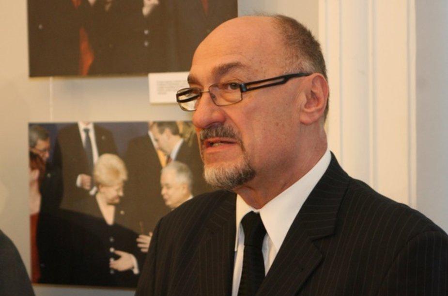 Lenkijos ambasadorius Lietuvoje Januszas Skolimowski