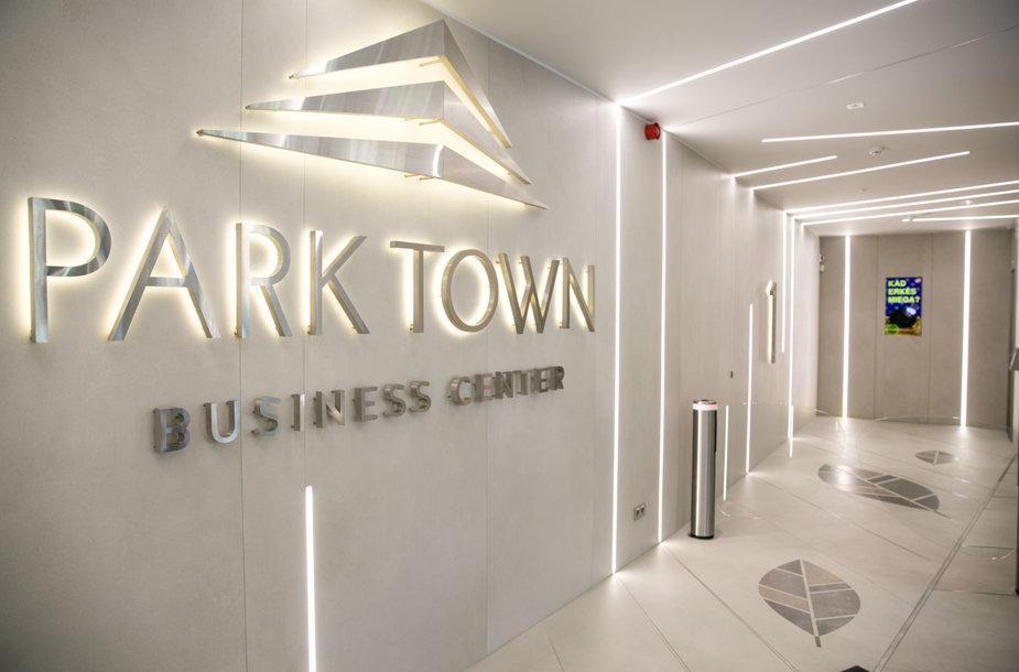 """Biurų pastato """"Park Town"""" patalpos"""