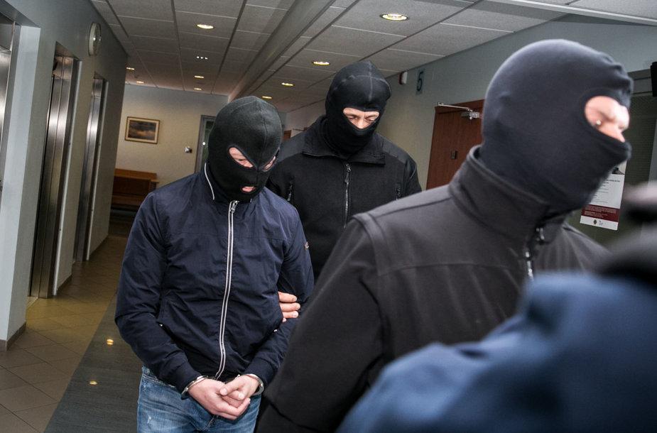 Sulaikytieji teisme