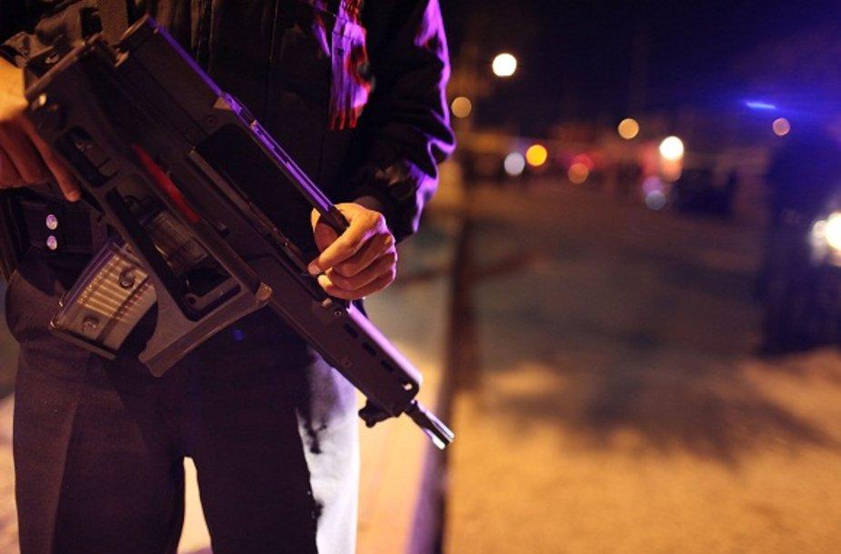 Kraujuojanti Meksikos žaizda: narkotikai ir smurtas