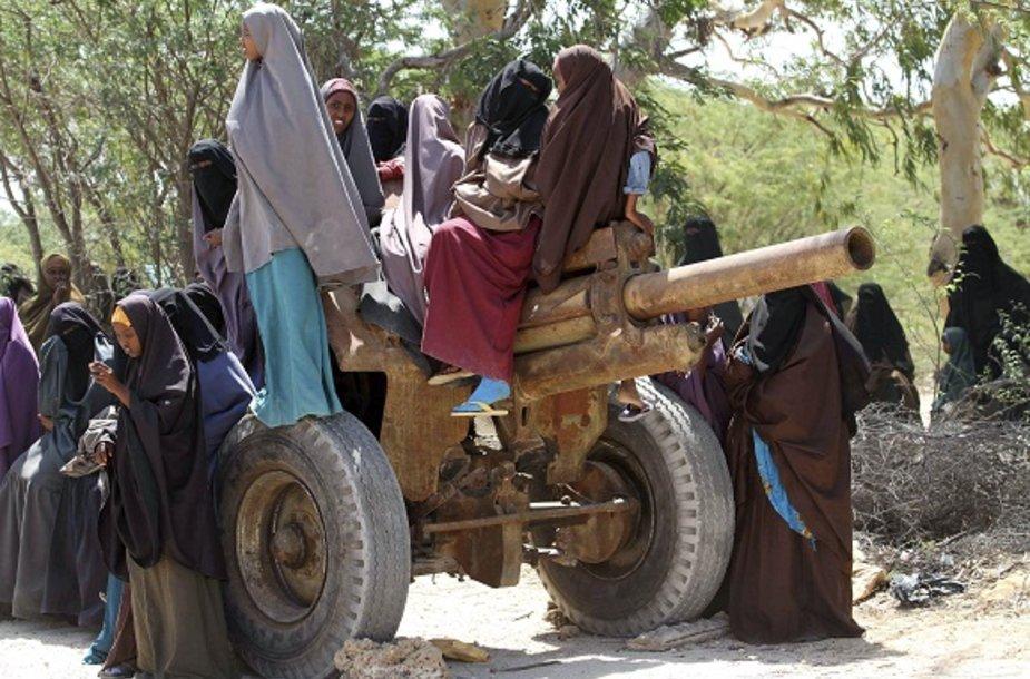 Gyvenimas Somalyje