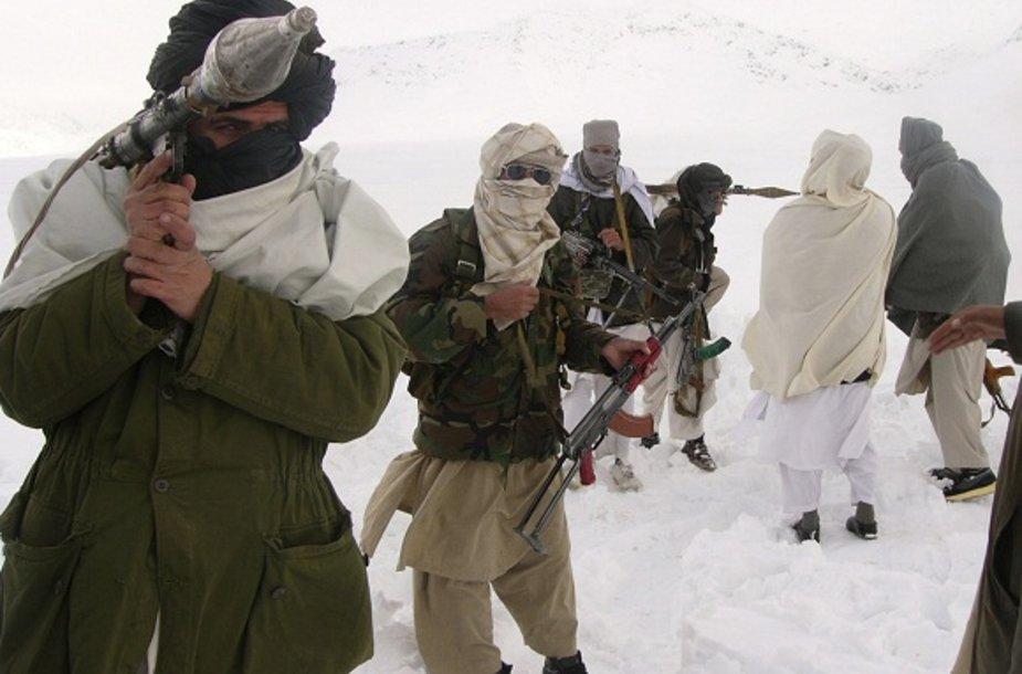 Talibano atstovai