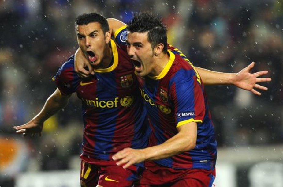 Pedro ir D.Villa