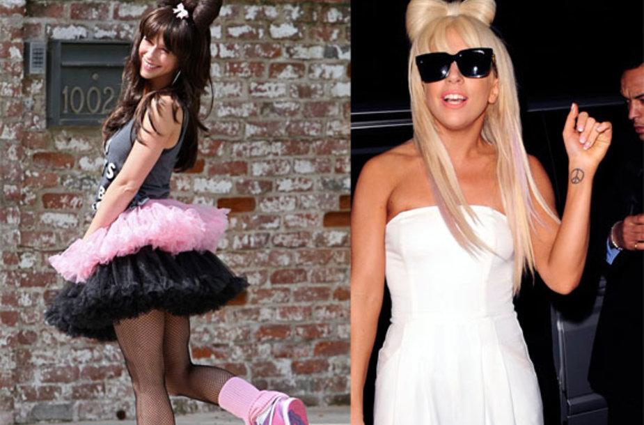 Jennifer Love Hewitt ir Lady GaGa