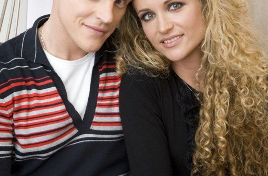 Mindaugas Vasiliauskas ir Edita Daniūtė-Vasiliauskienė