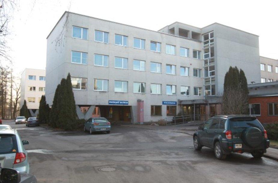 Vilniaus universitetinę Antakalnio ligoninę ruošiamasi išnuomoti.