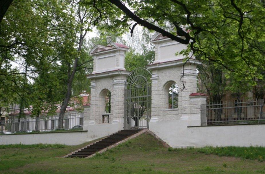 Preliminariais Vilniaus savivaldybės valdininkų skaičiavimais, Sapiegos ligoninės skolos siekia 2 mln. Lt.