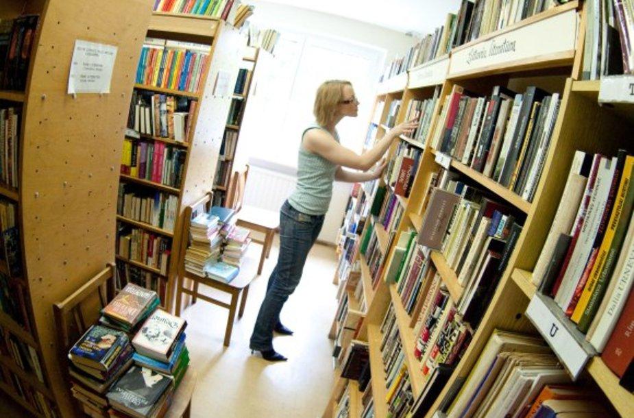 Apie biblioteką Pilaitėje kalbama jau seniai, tačiau vis nerandama jai patalpų.