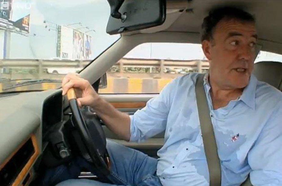 Jeremy Clarksonas Indijoje